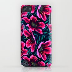 Manuka Floral Print iPod touch Slim Case