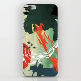 Tokyo or Bust iPhone Skin