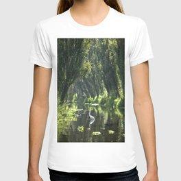 Green lake T-shirt