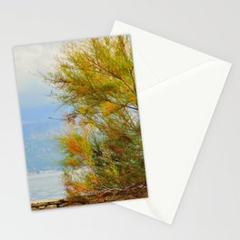 Close to the sea Stationery Cards