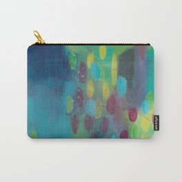 Rainy Day in Wonderland Carry-All Pouch