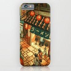 Ramen in the Alley iPhone 6s Slim Case