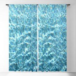 Swimmingpool #2 Blackout Curtain