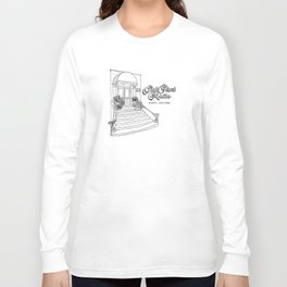 State Street Mansion - Albany New York Long Sleeve T-shirt