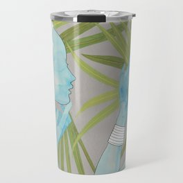 girls with silver jewelry / palmiye II Travel Mug