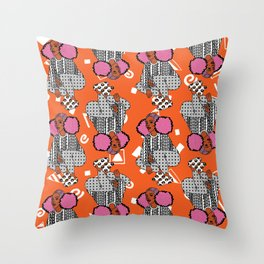 Aisha Throw Pillow