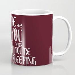 The Big Sleep Coffee Mug