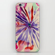 Flower Burst iPhone & iPod Skin