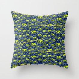 #ILoveMasterGuideClub Throw Pillow