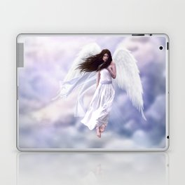 Some Clouds Have Wings Laptop & iPad Skin