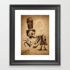#14 Framed Art Print