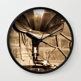 PHONOGRAPH 2  Wall Clock