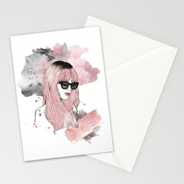 𝓹𝓲𝓷𝓴 Stationery Cards