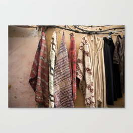 The Fabric of Life Canvas Print