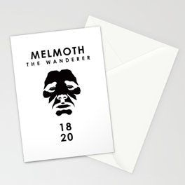 A Century of Horror Classics :: Melmoth the Wanderer Stationery Cards