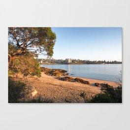 Reef Beach Canvas Print