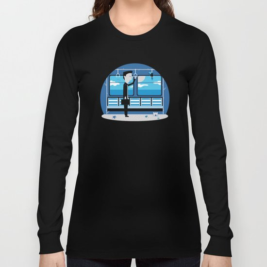 Dreaming of Holidays Long Sleeve T-shirt