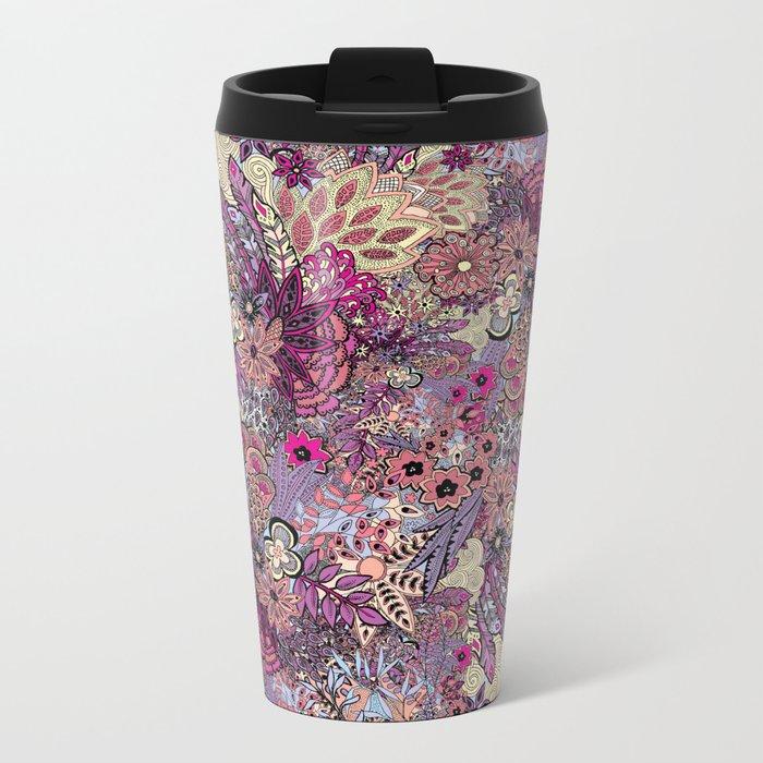 Vernal rising Metal Travel Mug