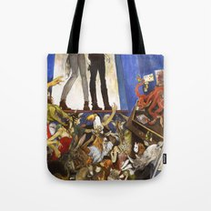 Animale Tote Bag