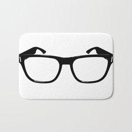 Glasses Bath Mat
