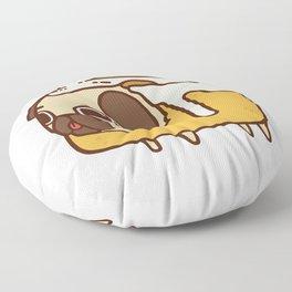 Puglie Cinnapug Floor Pillow