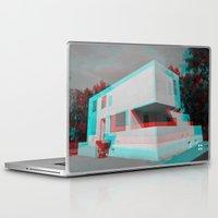 bauhaus Laptop & iPad Skins featuring Bauhaus · Das Bauhaus 3 by Marko Köppe