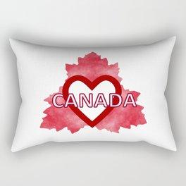 Home Sweet Canada Rectangular Pillow