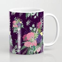 Cannabis Floral Bouquet Coffee Mug