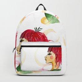 Vegan lady Backpack