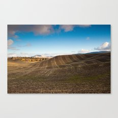 The Hills of Moscow (Idaho) Canvas Print
