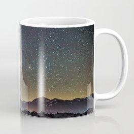 Milky Way, USA Coffee Mug