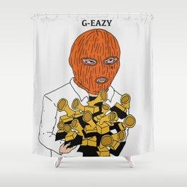 G EAZY IYENG 11 Shower Curtain