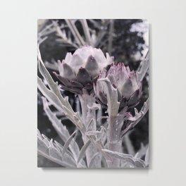 artichokes Metal Print