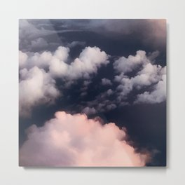 Pastel Dream Metal Print
