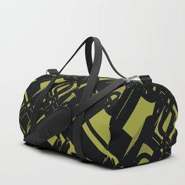 3D Futuristic BG II Duffle Bag