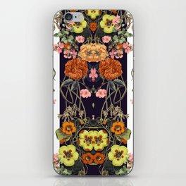 Floral Crossings 02 iPhone Skin