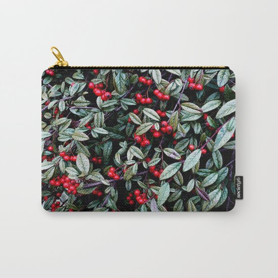 Nature's Pattern Carry-All Pouch