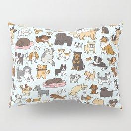 Doggy Doodle Pillow Sham