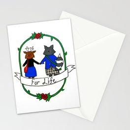 Service Partners For Life Pt. 2 Stationery Cards