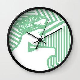 Gods Geometric - Aphrodite Wall Clock