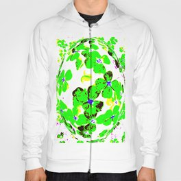 Floral Easter Egg Hoody