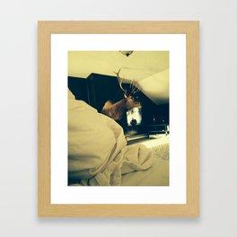 I'm feeling Lucky Framed Art Print