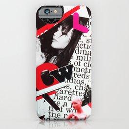 Pow 42 iPhone Case