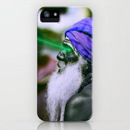 Buddhist Funk iPhone Case
