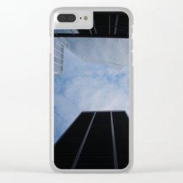 SKYscraper Clear iPhone Case