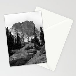 Flat Tops of Rocky Mountain  Stationery Cards