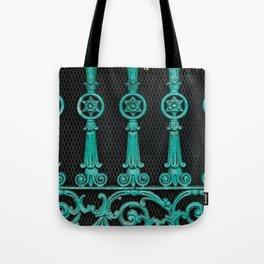 New Orleans Patina Tote Bag
