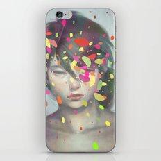 Colours 03 iPhone & iPod Skin