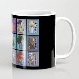 She Series Collage - Version 2 Coffee Mug