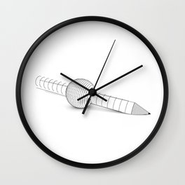 Big Plans 2 Wall Clock